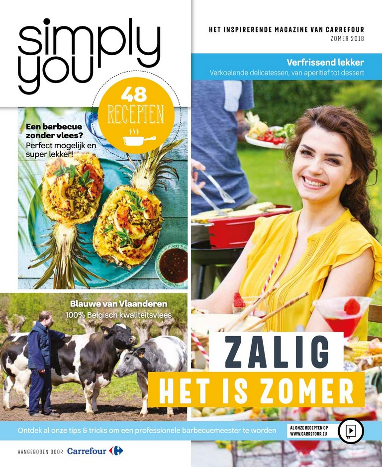 Carrefour: Simply you 2018-06