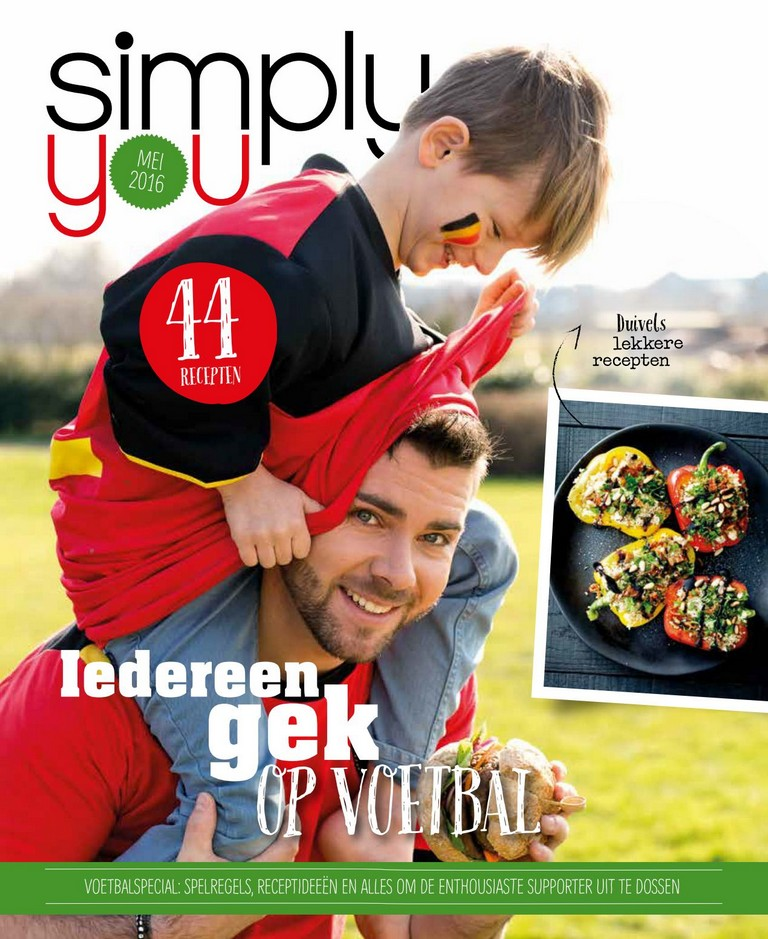 Carrefour: Simply You 2016-05