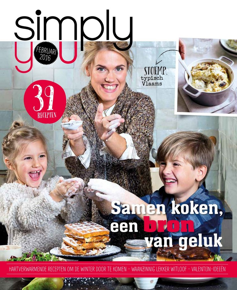 Carrefour: Simply You 2016-02