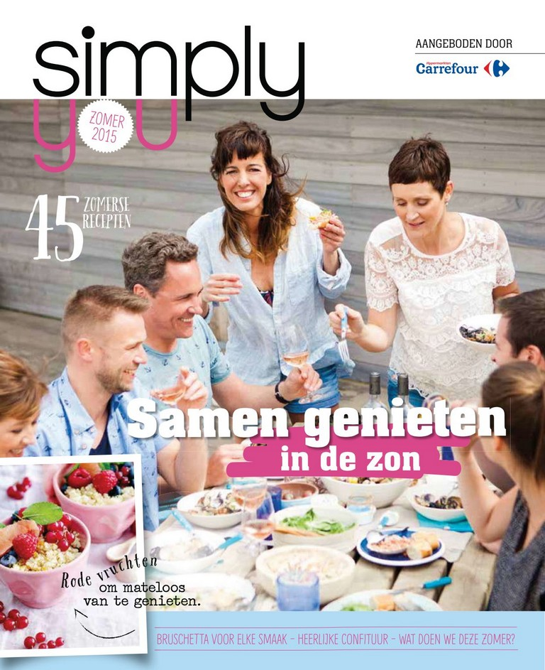 Carrefour: Simply You 2015-06