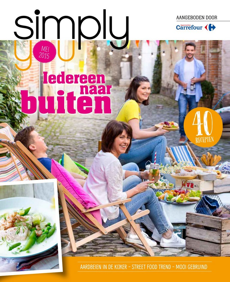 Carrefour: Simply You 2015-05