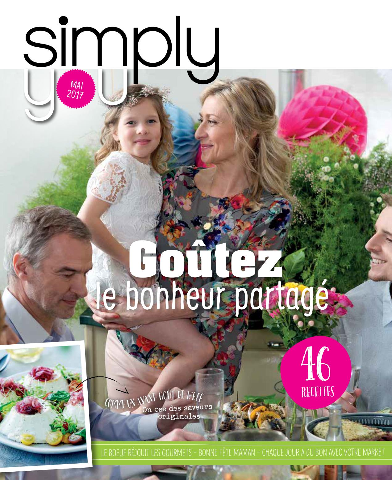 Carrefour: Simply You 2017-05