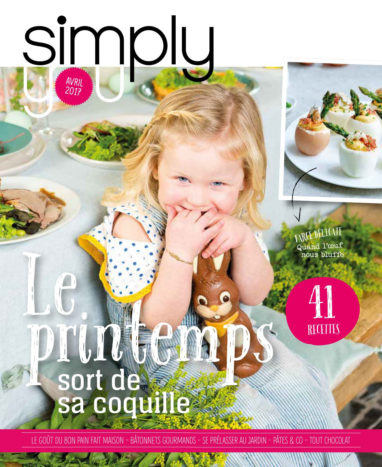Carrefour: Simply You 2017-04