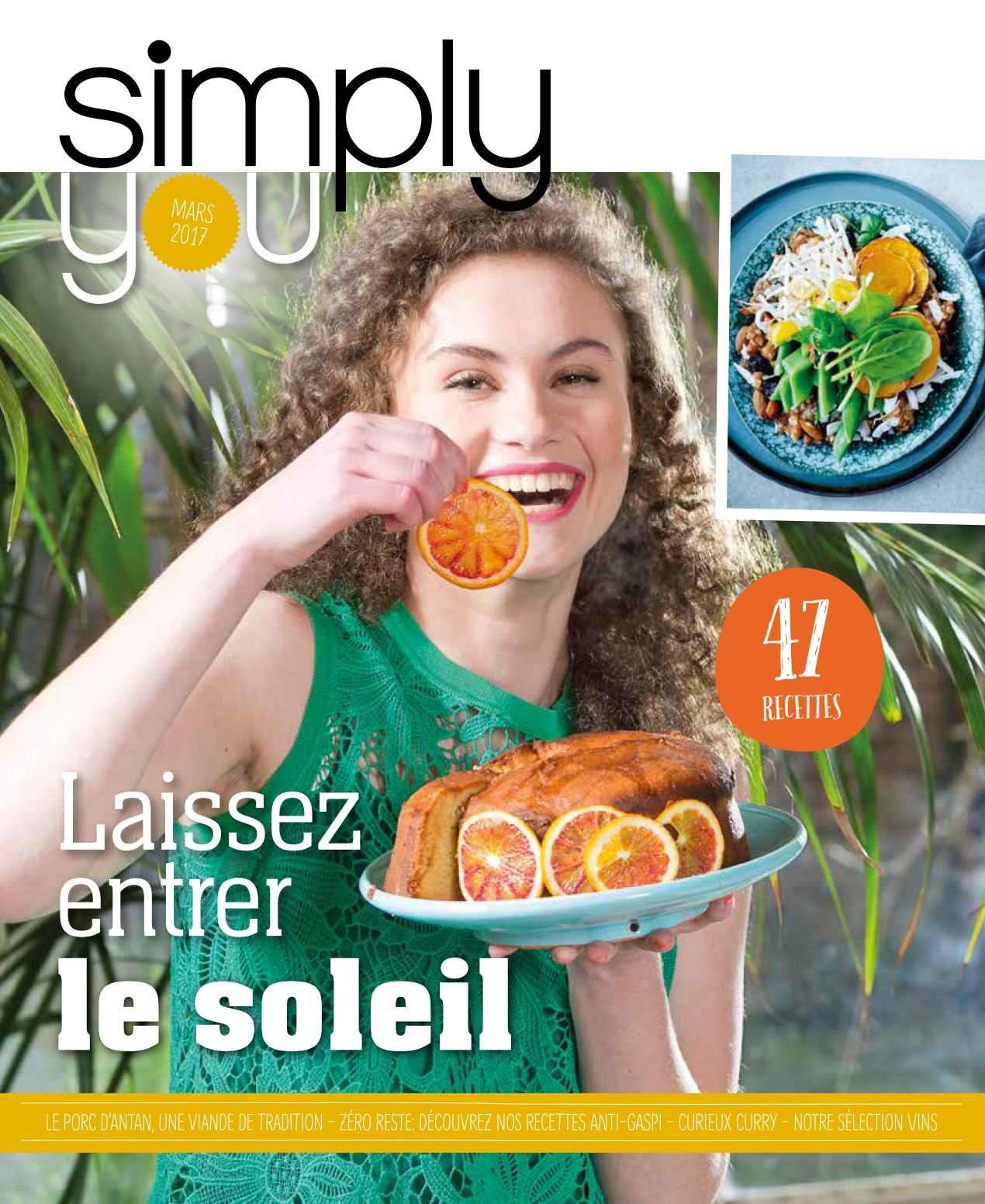 Carrefour: Simply You 2017-03