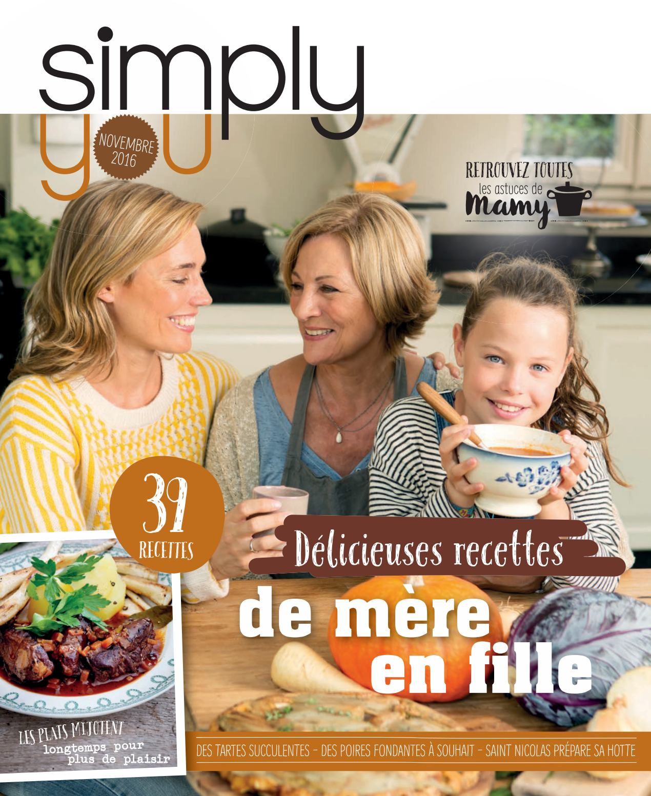 Carrefour: Simply You 2016-11