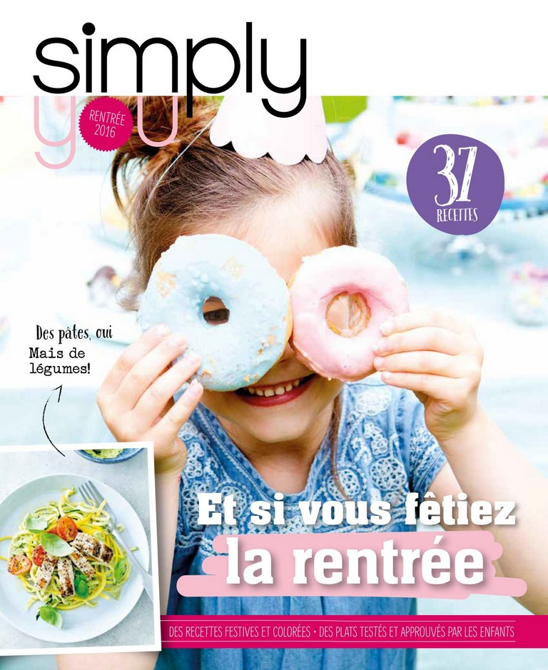 Carrefour: Simply You 2016-09