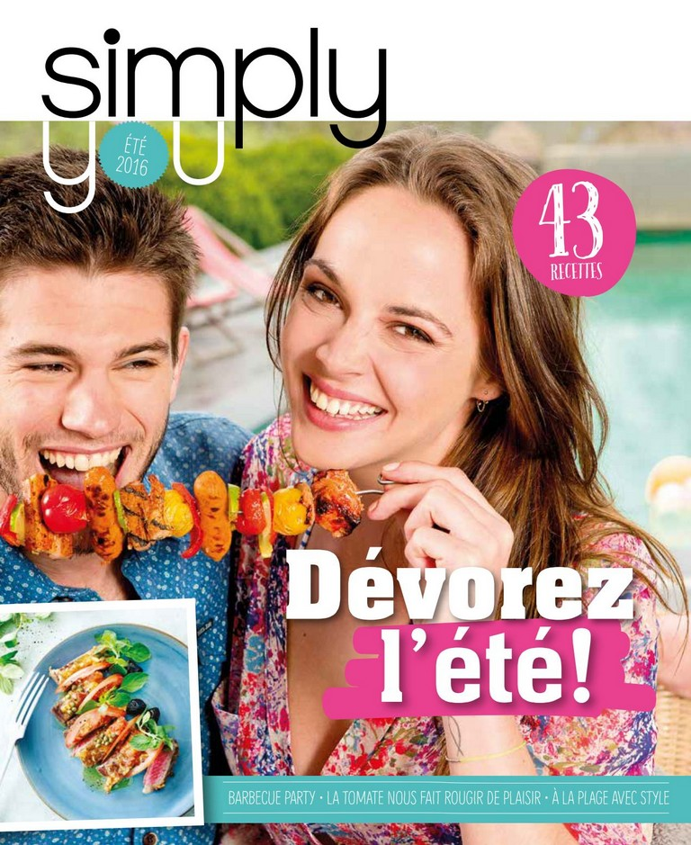 Carrefour: Simply You 2016-06