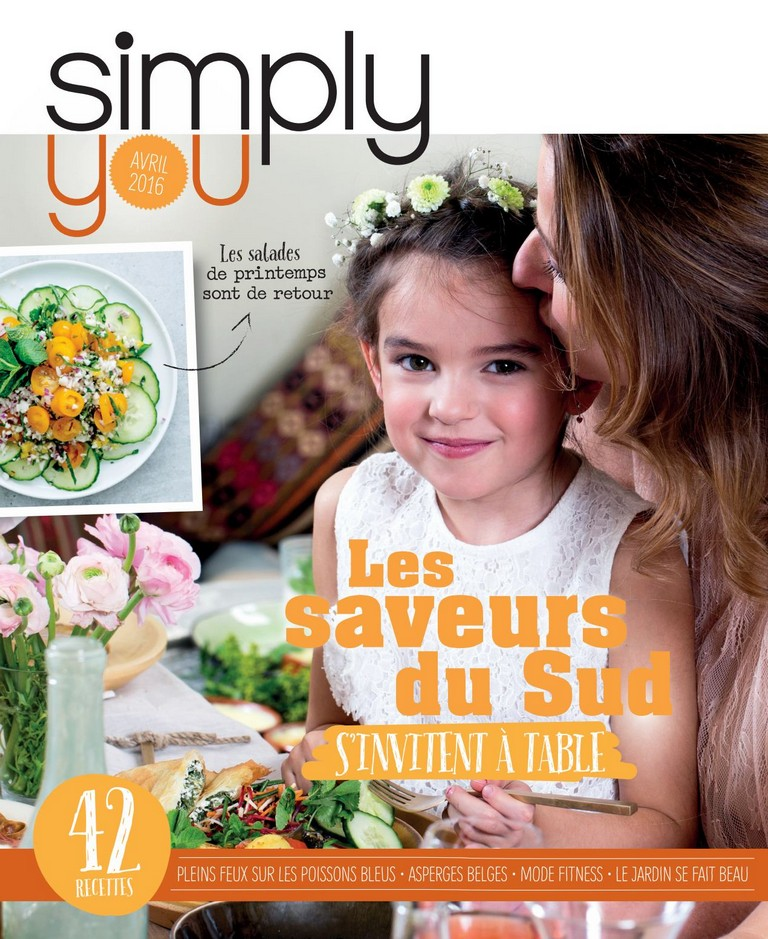 Carrefour: Simply You 2016-04
