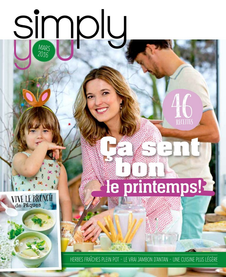 Carrefour: Simply You 2016-03