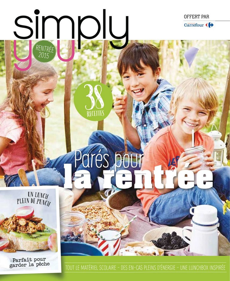 Carrefour: Simply You 2015-09