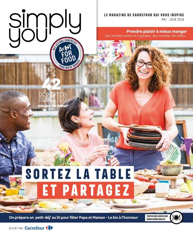 Carrefour Simply You 2019-05/06