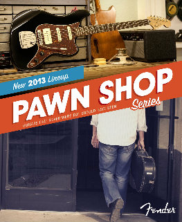 Fender PawnShop Series 2013
