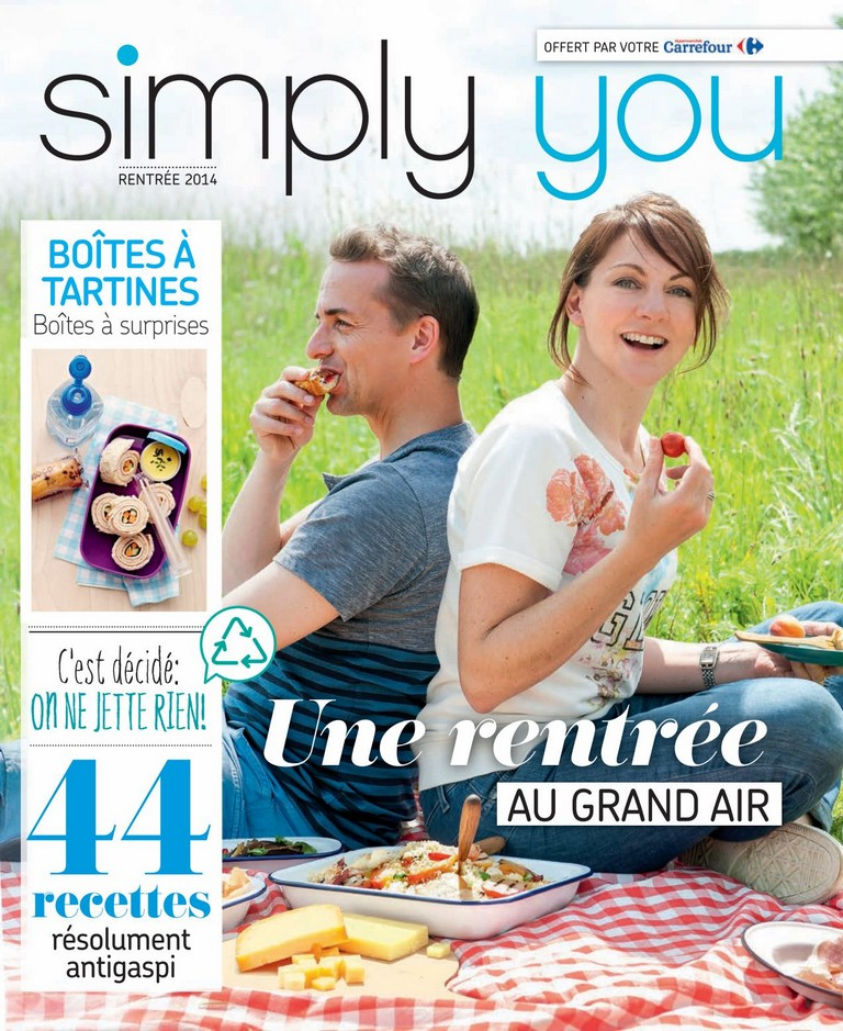 Carrefour Simply You 2014-09
