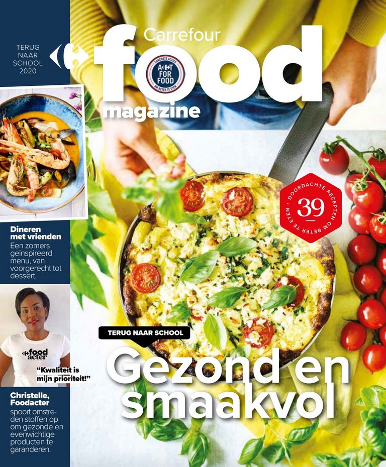 Carrefour - Food Magazine - September 2020