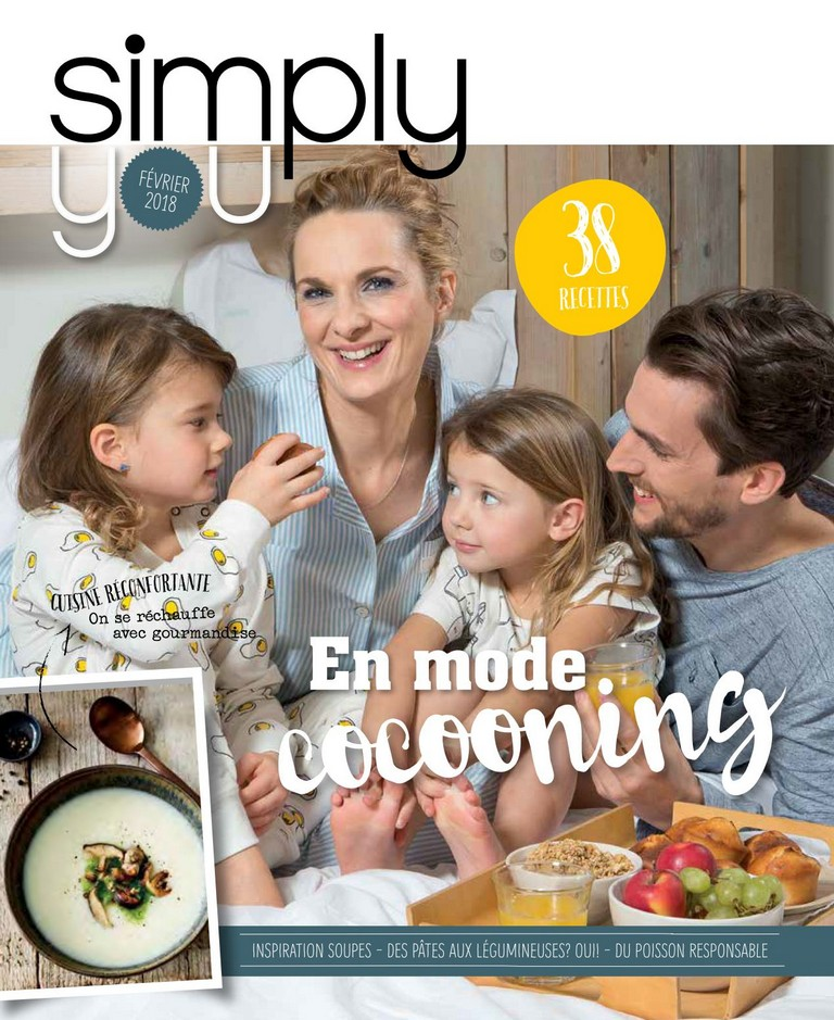 Carrefour: Simply you 2018-02
